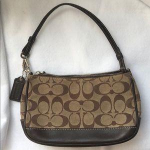 Coach small Hobo purse 6094